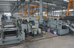 C型、Z型钢生产区